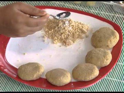 Ayurvedic Food – Recipe of Dhan Shak,Cutlet ,Salad – part 4