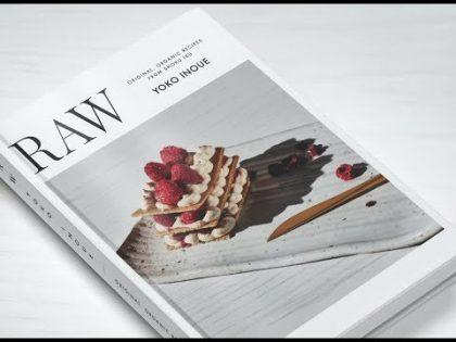 RAW by Yoko Inoue – Creative gourmet raw food recipe book