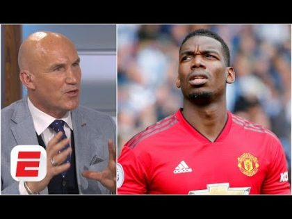 'There's something not quite right' about Paul Pogba at Man United – Stewart Robson | Premier League