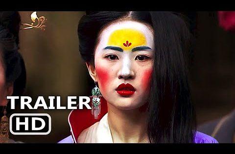 MULAN Trailer (2020) Disney Movie