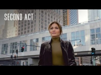 "Second Act | ""Inspiring"" TV Commercial 