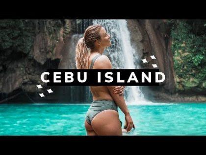 CEBU ISLAND | The Most Adventurous Days Of My Life | TRAVEL VLOG
