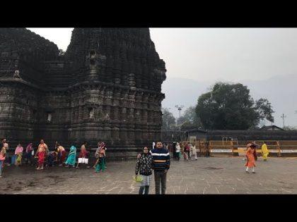 Darun laglo Trambakeshwar …. Travel vlog (Part – 1) – Day with Ousumi