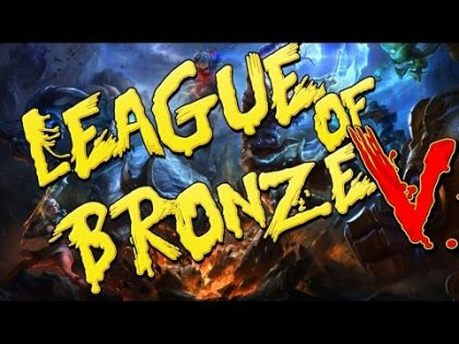 Funny/Fail Compilation #49 | League of Bronze V | League of Legends