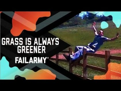 Grass Is Always Greener: Get Off My Lawn! (January 2020)   FailArmy