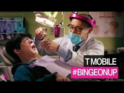 T-Mobile | #BingeOnUp Announcement | TV Commercial