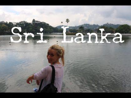 SRI LANKA – TRAVEL VLOG – The Adventures of Pip & Tobes