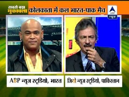 ABP NEWS-GEO NEWS cricket experts analyse second ODI between India and Pakistan