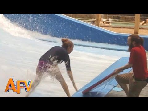 Best Water Fails 5!   AFV Funniest Videos 2018