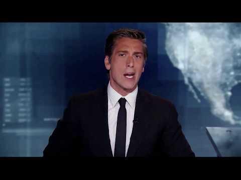 """ABC World News Tonight"" New Video Wall"