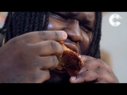 Young Chop Cooks A Chop Squad Meal | Follow My Recipe™