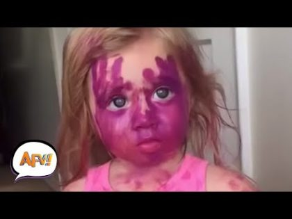 Funny Makeup and Waxing Fails   Beauty Is Pain 3   AFV Funniest Fails 2018