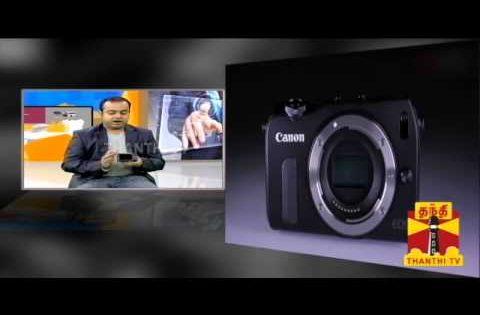 KARUVIGAL PALAVITHAM(A GADGET BAZAR) -IPHONE 5S& CANON EOSM REVIEW 10.11.13 THANTHI TV