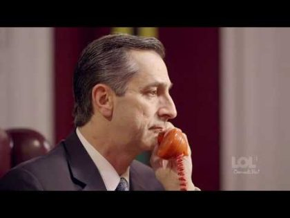 White House Oval Office funny video      LOL ComédiHa!