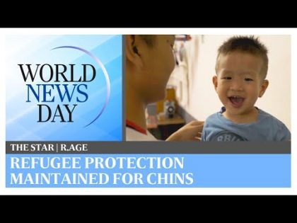 World News Day: Refugee protection maintained for Chins | The Star
