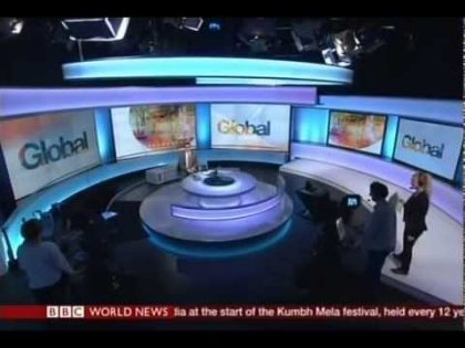BBC World News | New programme: Global with Jon Sopel.