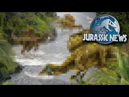 NEW DINOSAUR REVEALED! *SPOILER*! || Jurassic World News Update