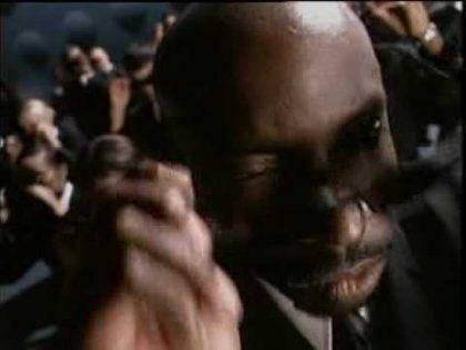 """MUSIC VIDEO """"MEN IN BLACK"""" OF WILL SMITH OF THE FILM """"MEN IN BLACK"""""""