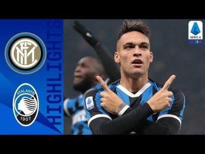 Inter 1-1 Atalanta | Handanovic Penalty Save Denies Atalanta the Winner! | Serie A TIM
