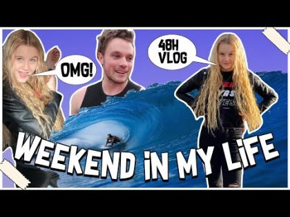 48 H TRAVEL VLOG A WEEKEND IN MY LIFE | MaVie Noelle Family