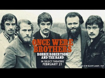 Once Were Brothers: Robbie Robertson and The Band – Official Trailer