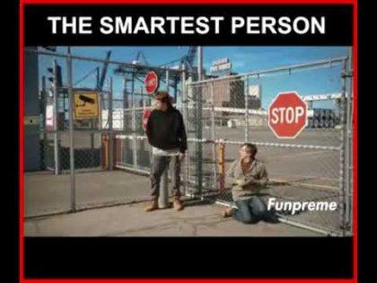 The Smartest Person