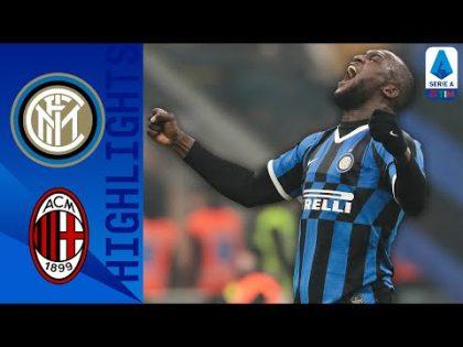 Inter 4-2 Milan | Incredible Inter Comeback Takes the Milan Derby! | Serie A TIM