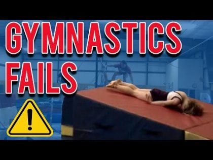 Gymnastics Fails | Funny Fail Compilation