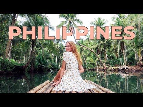 SIARGAO SECRET ROPE SWING! PHILIPPINES travel vlog