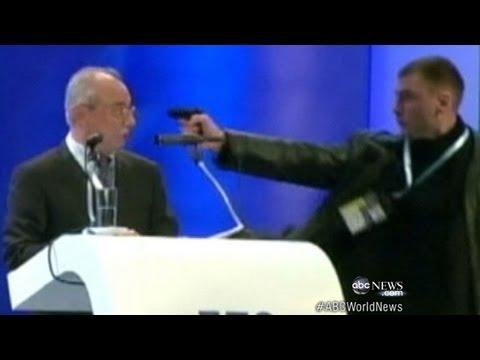 Brazen Assassination Attack on Politician Caught on Tape | ABC World News Tonight | ABC News