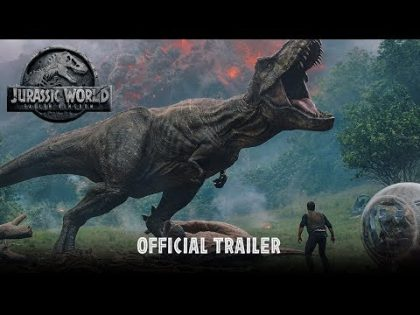 Jurassic World: Fallen Kingdom – Official Trailer [HD]
