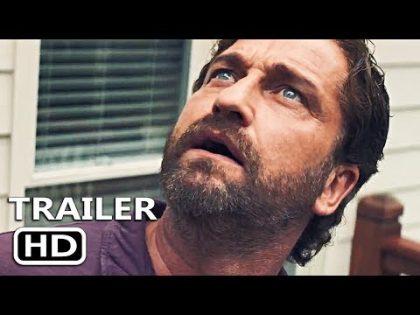 GREENLAND Official Trailer (2020) Gerard Butler Disaster Movie