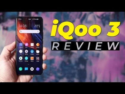 iQoo 3 Review – Should You Buy iQoo's First Phone in India?