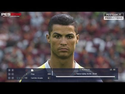 PES 2019 [PS4] – Italian League Faces