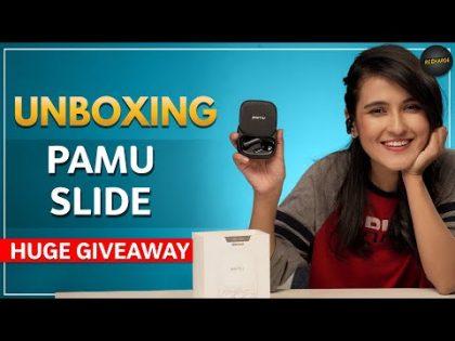 Unboxing PaMu Slide Wireless Earphones + Giveaway | Recharge | Gadget Review