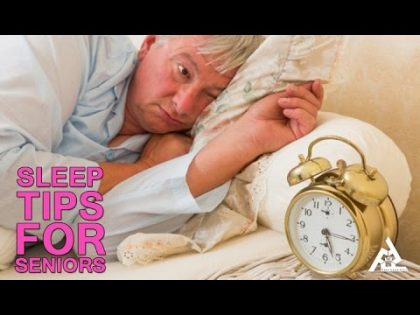Sleep Tips for Seniors | Best Health and Beauty Tips | Lifestyle