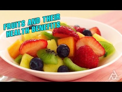 Best Fruits & Their Health Benefits | Best Health and Beauty Tips | Education