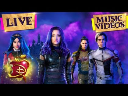 Live! EVERY Descendants Music Video EVER! 💜| Descendants