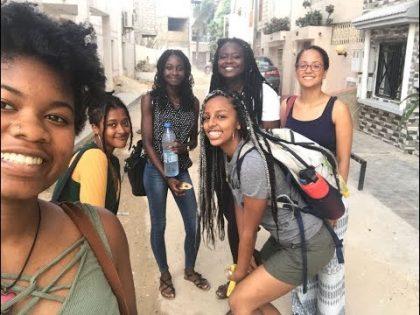 Travel Vlog:Senegal Week 1