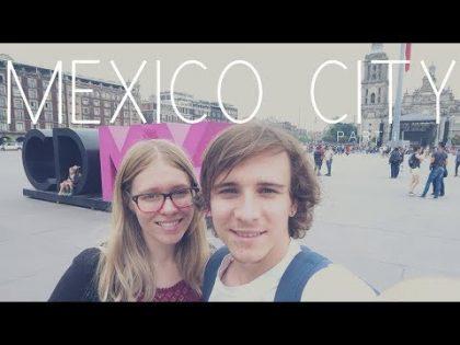 Exploring the Historic Centre of Mexico City || Mexico City travel vlog