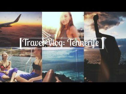 Travel Vlog: TENERIFE | Twin Thing