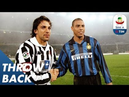 Juventus v Inter – Classic Matches | Throwback | Serie A