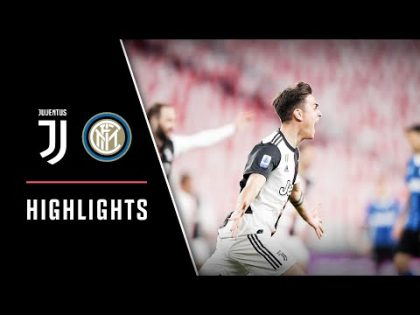 Juventus vs Inter Milan – 2-0 | Ramsey & Dybala Seal Derby d'Italia! | Highlights