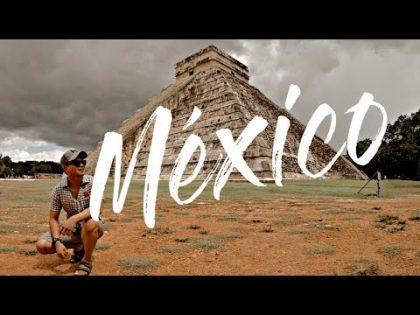 MEXICO TRAVEL VLOG | Retro Vibe