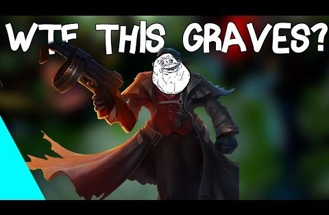 Funny/Fail Compilation #81 | Sad Graves Tower Dive vs The Purifier | League of Legends