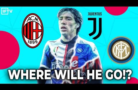 SANDRO TONALI – JUVENTUS, MILAN OR INTER, WHAT'S THE BEST CHOICE?! | IFTV Podcast #115