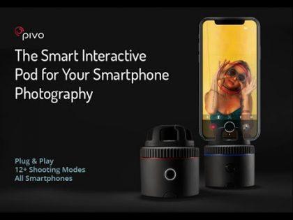 Pivo Amazing New Gadget on | kickstarter | 2019
