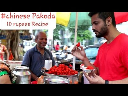 How to make Chinese pakoda | Cabbage Manchurian Balls Street Food Recipe | Imy kind of productions
