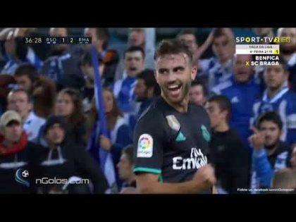 Hasil Liga Spanyol – Real Sociedad VS Real Madrid 1-3 – La Liga Spain 17-9-2017