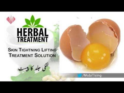 Dr. Umme Raheel – Skin Tightning Lifting Treatment Solution – Health And Beauty Tips